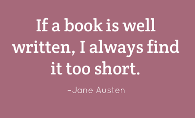 Austen book quote meme